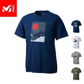 【公式】 ミレー (Millet) MT サン Tシャツ ショートスリーブ MIV01856 あす楽