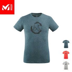 【公式】 ミレー (Millet) オールド ギア Tシャツ ショートスリーブ OGEAR MIV8668 あす楽