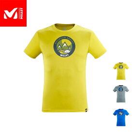 【公式】 ミレー (Millet) ドリーミィ ピークスス Tシャツ ショートスリーブ MIV9057 あす楽