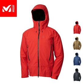 【公式】 ミレー (Millet) ティフォン 50000 ウォーム ストレッチ ジャケット TYPHON WARM MIV01554 / 防水透湿 レインウェア