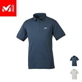 【公式】 ミレー (Millet) ジャマン デルタ ポロ ショートスリーブ JAMAN DELTA POLO MIV01760 あす楽