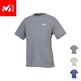 【公式】 ミレー (Millet) M ロゴ ASA Tシャツ ショートスリーブ M LOGO ASA MIV01769 あす楽