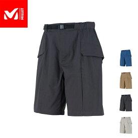 【公式】 ミレー (Millet) ストーム コットン ショーツ STORM COTTON M MIV01777 / トレッキング パンツ あす楽