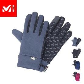 【公式】 ミレー (Millet) ウォーム ストレッチ トレック グローブ WARM TREK GLOVE MIV01833 / 手袋 あす楽