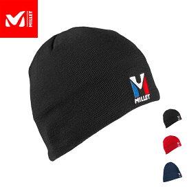 【公式】 ミレー (Millet) アクティブ ウール ビーニー ACTIVE WOOL BEANIE MIV4853 / 帽子 あす楽