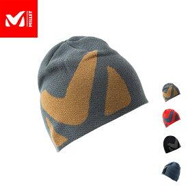【公式】 ミレー (Millet) ロゴ ビーニー LOGO BEANIE MIV7589 / 帽子 あす楽