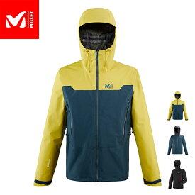 【公式】 ミレー (Millet) カメット ライト ゴアテックス ジャケット KAMET LIGHT GORE-TEX MIV7739 / 防水透湿 レインウェア