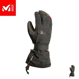 【公式】 ミレー (Millet) エクスパート 3 フィンガー GORE-TEX グローブ EXPERT 3 FINGERS GORE-TEX GLOVE MIV7899 / 手袋 あす楽