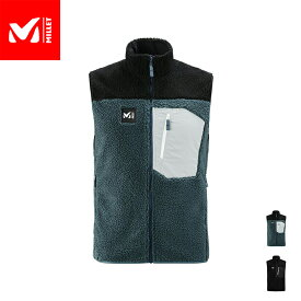 【公式】 ミレー (Millet) 8 セブン ウィンドシープ ベスト 8 SEVEN MIV7988 / アウトドア フリース あす楽