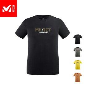 【公式】 ミレー (Millet) テープ ロゴ Tシャツ ショートスリーブ TAPE LOGO MIV8671 あす楽