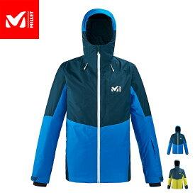 【公式】 ミレー (Millet) ニセコ GORE-TEX ジャケット NISEKO GORE-TEX MIV8759 / スキーウェア