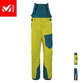 【公式】 ミレー (Millet) メイジュ 3L リムーバブル ビブ MEIJE 3L REMOVABLE BIB M MIV8765 / スキーウェア