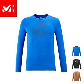 【公式】 ミレー (Millet) オールド ギア Tシャツ ロングスリーブ OGEAR MIV8849 あす楽
