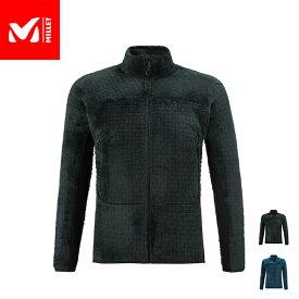 【公式】 ミレー (Millet) フュージョン ライン ロフト ジャケット FUSION LINES LOFT MIV8851 / アウトドア フリース あす楽