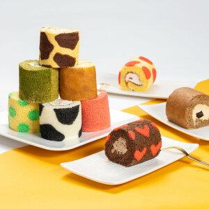 ロールケーキ ミニロールケーキ ロールケーキタワー 父の日 2021 父の日ギフト プレゼント 実用的 スイーツギフト 指定可 送料無料 ケーキ 詰め合わせ ギフト スイーツ プチケーキ ミニロー