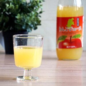 りんごジュース リンゴジュース ストレート 果汁100% 6本 セット 信州リンゴジュース 1000ml 1L 瓶 アップルジュース 100パーセント ストレートタイプ apple juice りんご 林檎 長野 ストレートジュ