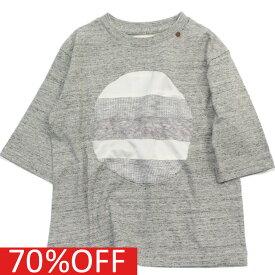 【ゴートゥーハリウッド/GO TO HOLLYWOOD/GTH】 セール 【50%OFF】 天竺 CIRCLE Tシャツ 3GRグレーa175a178a266a