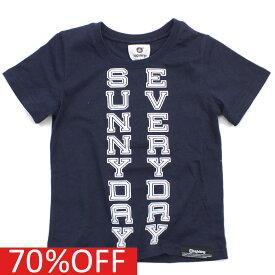 【ハイキング highking 子供服】 セール 【60%OFF】 sunny short sleeve【EXCLUSIVE RELATION LINE】 ネイビーa194a