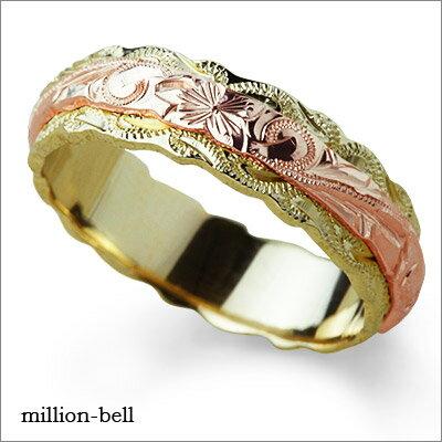 結婚指輪 マリッジリング ハワイアン ジュエリー 誕生石 ハワイアンジュエリー リング 指輪 レディース k14 14k ゴールド 刻印無料 イニシャル 14kゴールド エンゲージリング ギフト ハワイアンリング 女性 誕生日プレゼント 彼女 妻 プレゼント 記念日 ゴールドリング