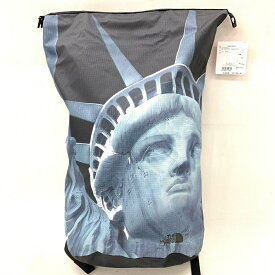 Supreme×The North Faceシュプリーム ノースフェイス19AW Statue of Liberty Waterproof Backpack自由の女神 撥水加工 バックパック 柄:自由の女神カラー:ブラックサイズ:F【新古品】【送料無料】
