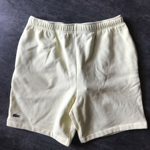 17SS SUPREME×LACOSTE Pique Shorts シュプリーム×ラコステ ショートパンツ  【新古品】【1803】【0315】