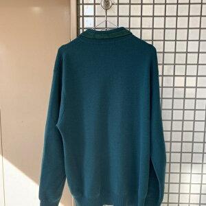Supreme18AWCorduroyDetailedZipSweaterコーデュロイジップアップセーターカラー:グリーンサイズ:L【新品】【1902】【0218】【18AW】