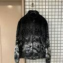 Supreme/シュプリーム19SS Wolf Fleece Jacketウルフ フリース ジャケットカラー:ブラック/ウルフ柄サイズ:S【未…