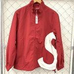 Supreme/シュプリーム19SSSLogoTrackJacketSロゴトラックジャケットカラー:レッドサイズ:S【新古品】【1906】【0627】【19SS】【アウター】