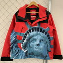 Supreme×The North Faceシュプリーム ノースフェイス19AW Statue of Liberty Mountain Jacket自由の女神 マウンテン…