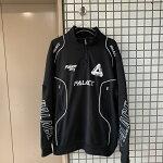 palaceskateboardsパレススケートボードPRACERTOPBLACKトラックジャケットカラー:ブラックサイズ:L【未使用品】【1904】【0416】
