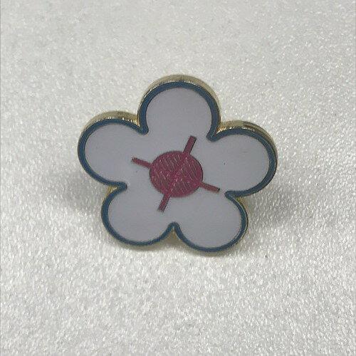 SupremeシュプリームFlower Pin ピンズカラー:ホワイト サイズ:FREE( 2.1cm×2.2cm)【中古】【1808】【0809】
