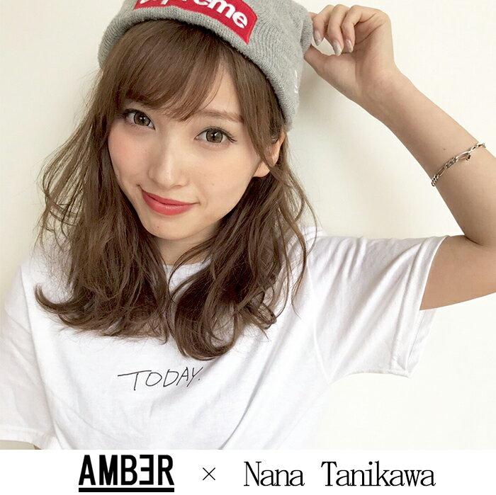 HATENAAMBER × Nana TanikawaTODAY Tee Tシャツホワイト