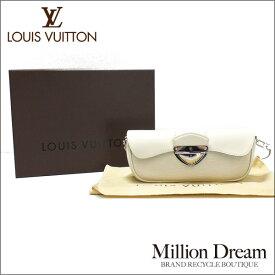 LOUIS VUITTON ルイヴィトンエピ イヴォワール ホワイト 白ポシェット・モンテーニュ M5929J中古 ポーチ 送料無料 バッグ