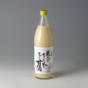 開華 蔵人が育てた米で造った甘酒 900ml【かいか/母の日/誕生日/お祝い/ギフト/通販】[TY-C-K][T8]