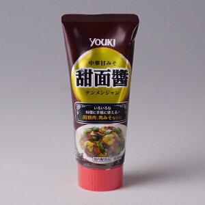 甜面醤(チューブ)100g【ユウキ食品/テンメンジャン/中華甘みそ/麺醤】[TY-J-K][T8]