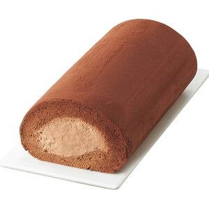 ザ・スウィーツ×堂島ロール チョコレートロールケーキ(冷凍)【お茶会/ギフト/お中元/お歳暮】