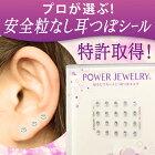 耳つぼジュエリー4月ダイヤモンド20個