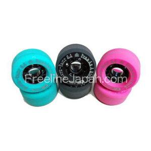 フリーラインスケート 64ウィール 2個入(片足分) Freeline 交換 タイヤ 正規品 パーツ