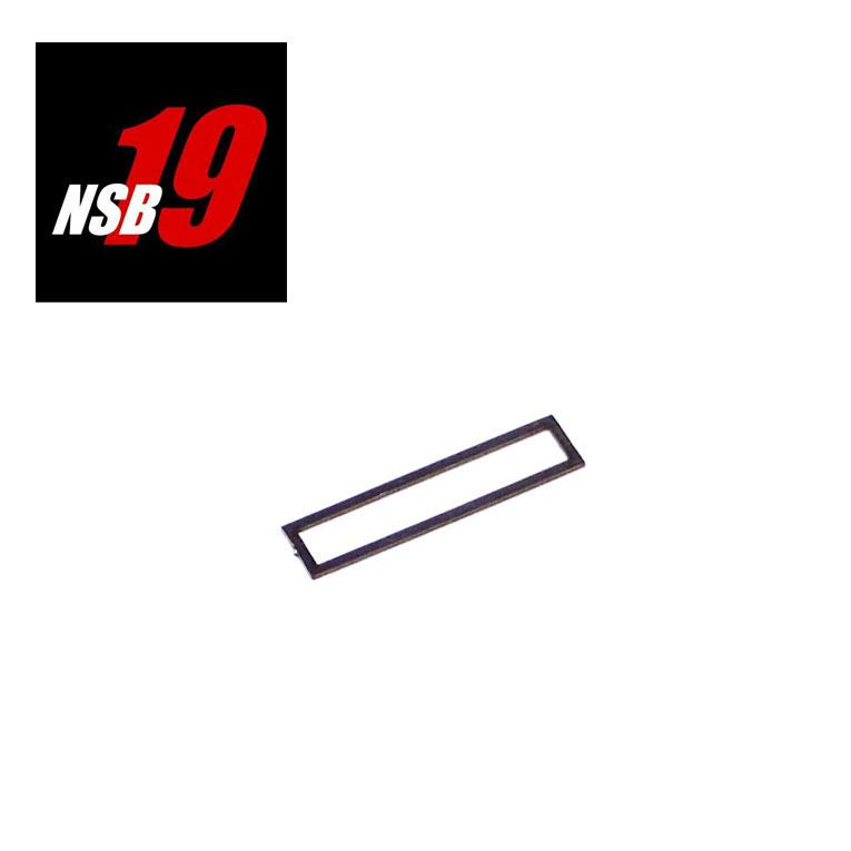 ネコポス可 NSB19 ミニッツ MINI-Z用 口金 FAIRLDAY Z TOYOTA86 BRZ GT-R R33 R8 GT-R R35 McLaren 12C GT3 Ferrari 458 ボディ強化パーツ