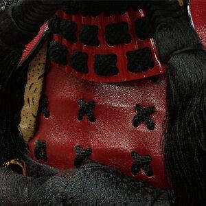 送料無料甲冑師翠鳳作真田幸村公の鎧四分の一胴丸鎧飾り五月節句子どもの日端午