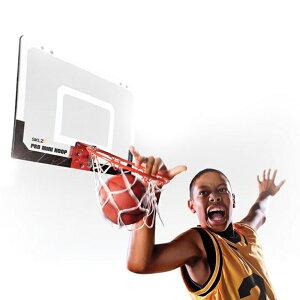 バスケットゴールスプリング付きリング搭載5インチバスケットボール付プロミニフープPROMINIHOOPスキルズSKLZ
