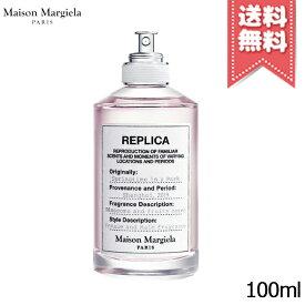 【宅配便送料無料】MAISON MARGIELA メゾン マルジェラ レプリカ スプリングタイム イン ア パーク EDT 100mL