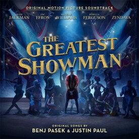 THE GREATEST SHOWMAN(ORIGINAL MOTION PICTURE SOUNDTRACK)【輸入盤】グレイテスト・ショーマン/オリジナルサウンドトラック【メール便送料無料】返品保証付