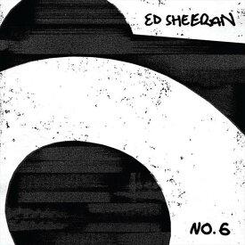 Ed Sheeran エドシーラン / No.6 Collaborations Project 輸入盤【メール便送料無料】