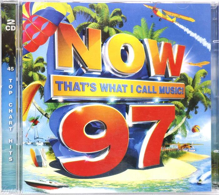 【大人気】洋楽のヒットチャート集:NOW THAT'S WHAT I CALL MUSIC!97 ディスク2枚組【送料無料】