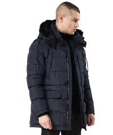 M-XXXL 3color 秋冬 ダウンジャケット パーカー 大きいサイズ メンズ ジャケット アウター ダブルライダース 長袖/防寒 中綿