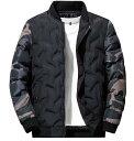M−4XL 3color ダウンジャケット メンズ 暖かい アウター ジャケット コート シンプル  プルオーバー アメカジ …