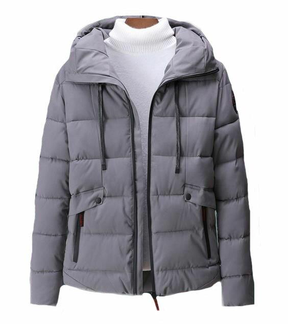 3color 軽量 ダウンジャケット ファー付き メンズ 暖かい アウター ジャケット コート シンプル  プルオーバー アメカジ ストリート ウルトラ 秋冬 防風 防寒  M−4XL