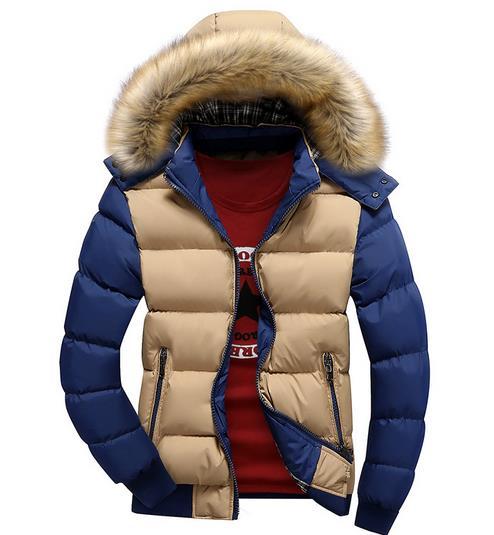 5color ダウンジャケット メンズ 暖かい アウター ジャケット コート シンプル  プルオーバー アメカジ ストリート ウルトラ 秋冬 防風 防寒  M−4XL
