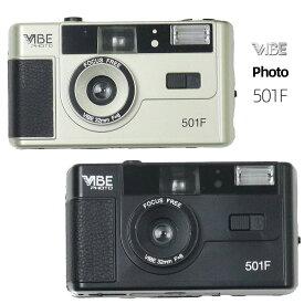【送料無料】【新品】 VIBE PHOTO 501F 35mm フィルムカメラ フイルムカメラ